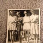 Nanny Is Second From The Left