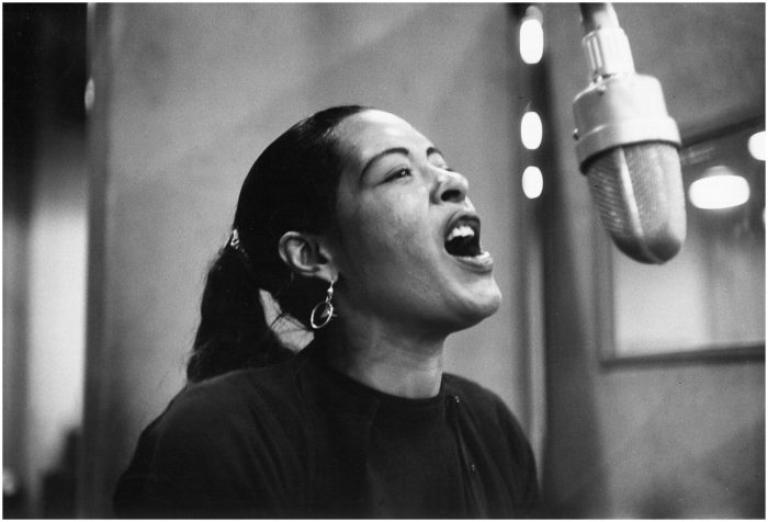 """If I'm going to sing like someone else, then I don't need to sing at all."" – Billie Holiday"