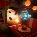 From Deep Space Diner VR game by Fran Boot!